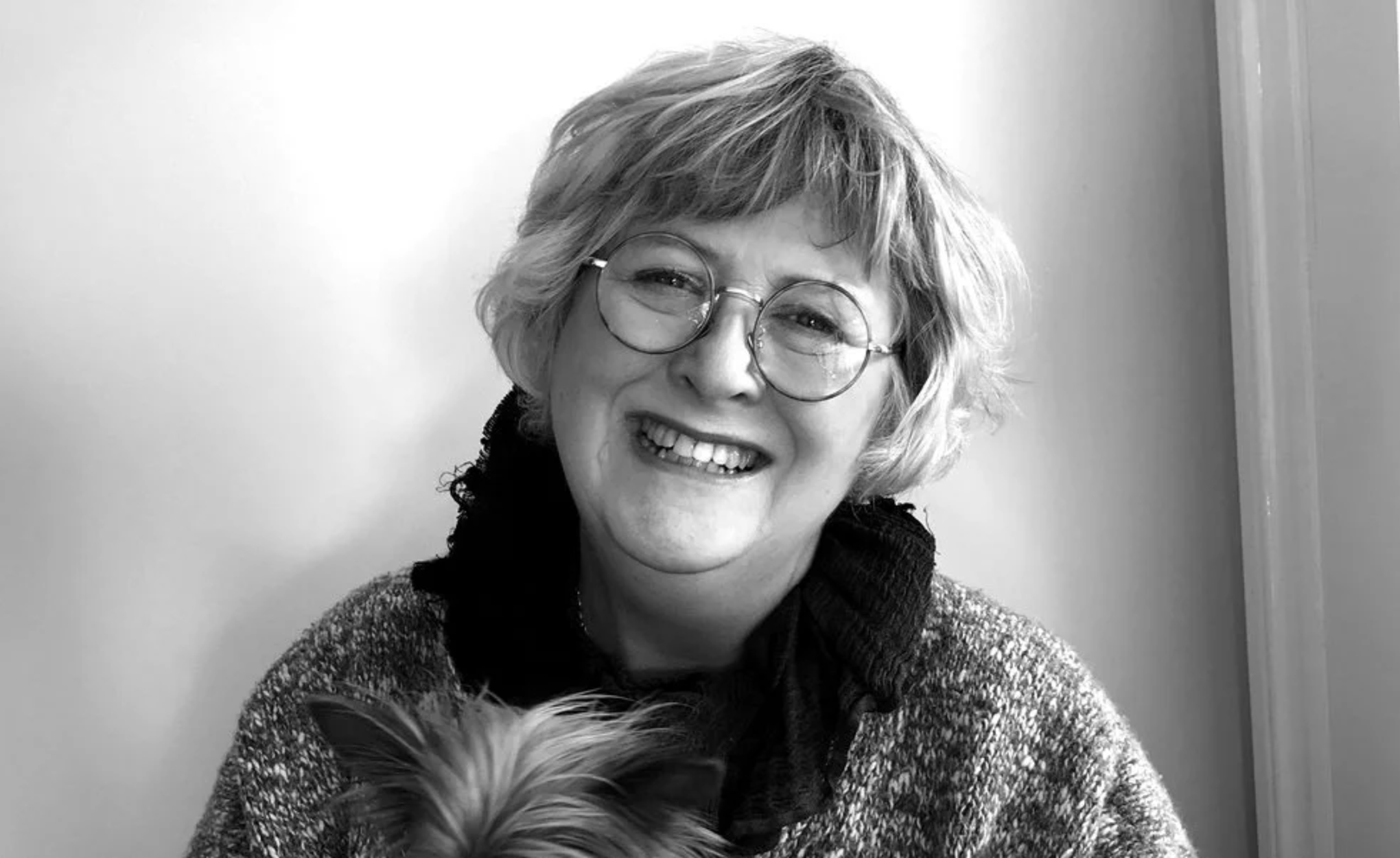 A photo of the author Sally Gardner