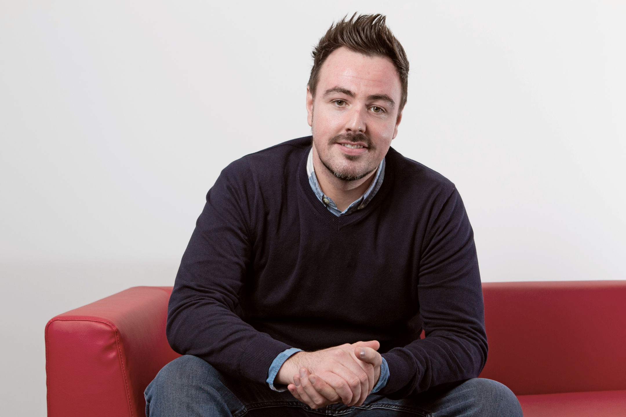 A photo of author of the week, Ross MacKenzie