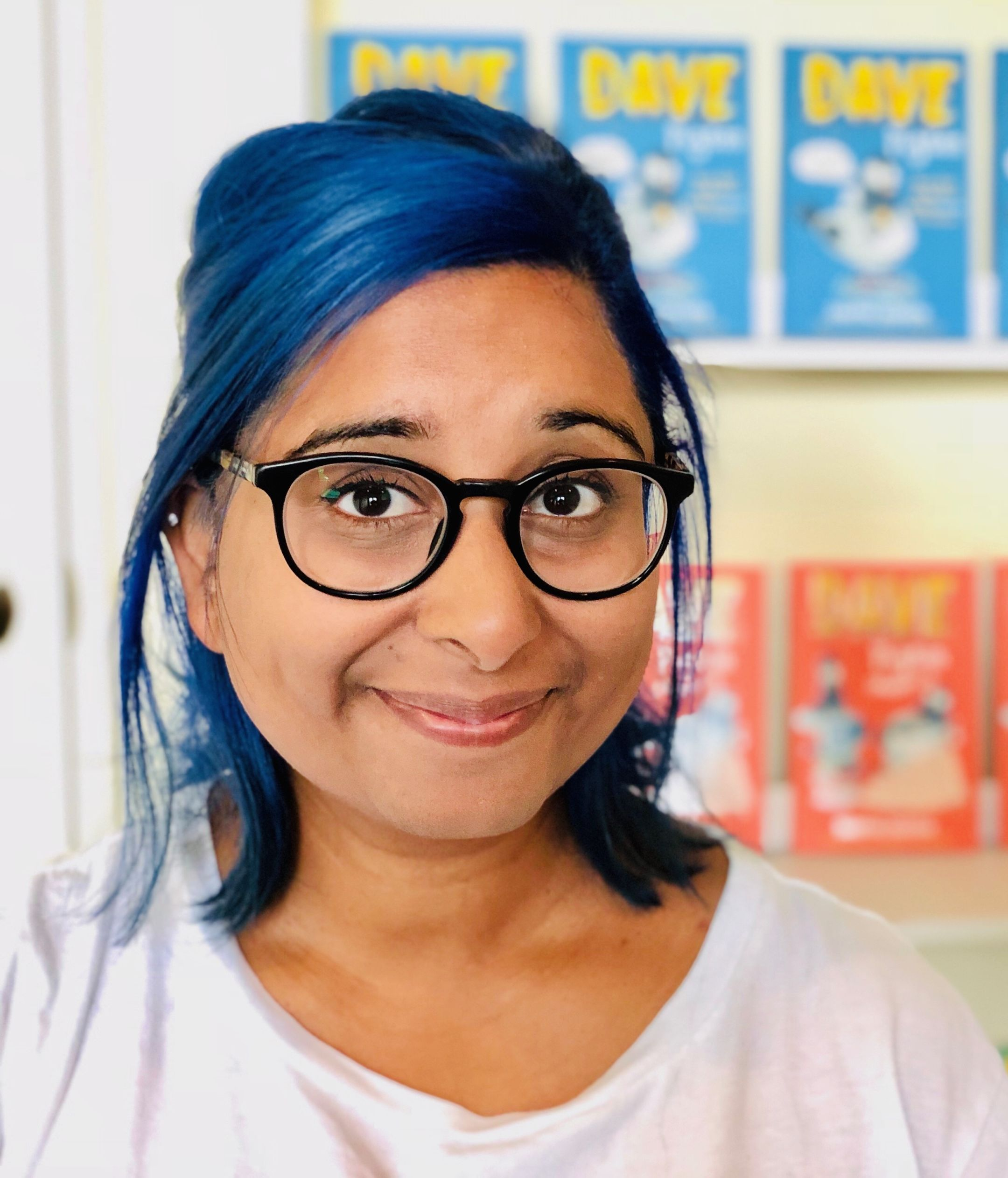 An image of author of the week Swapna Haddow