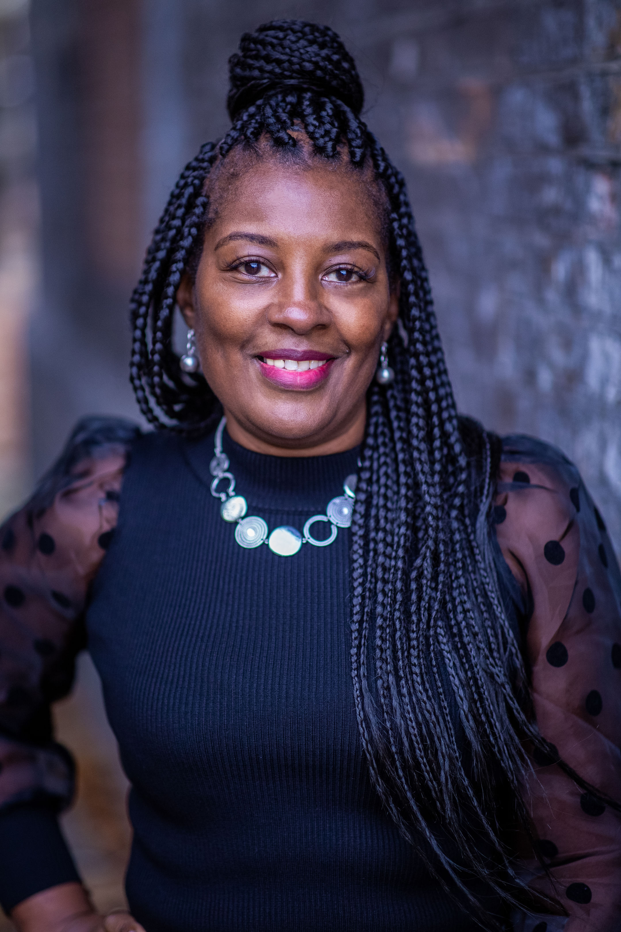 A photo of the author Venessa Taylor