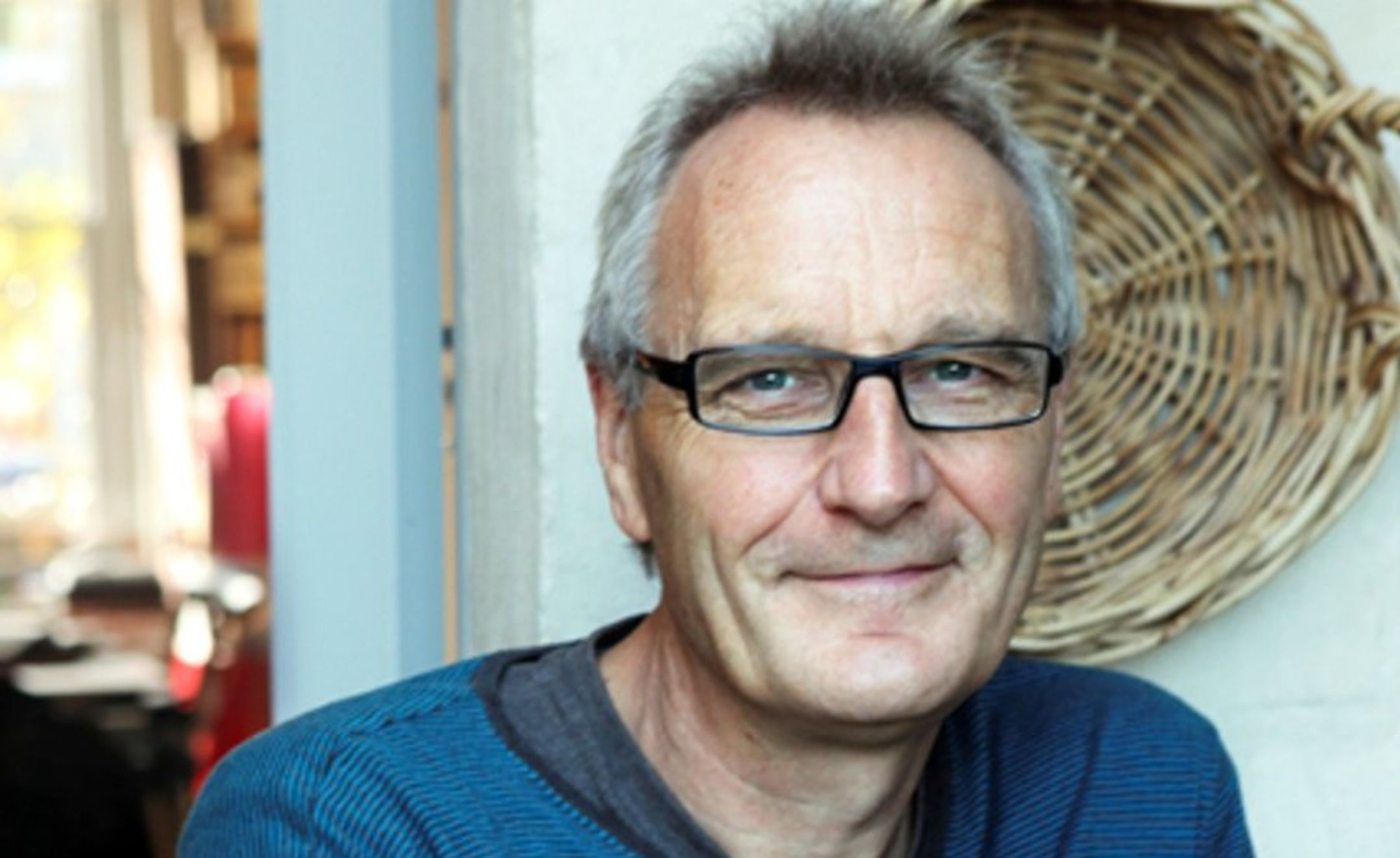A photo of the author Jeremy Strong