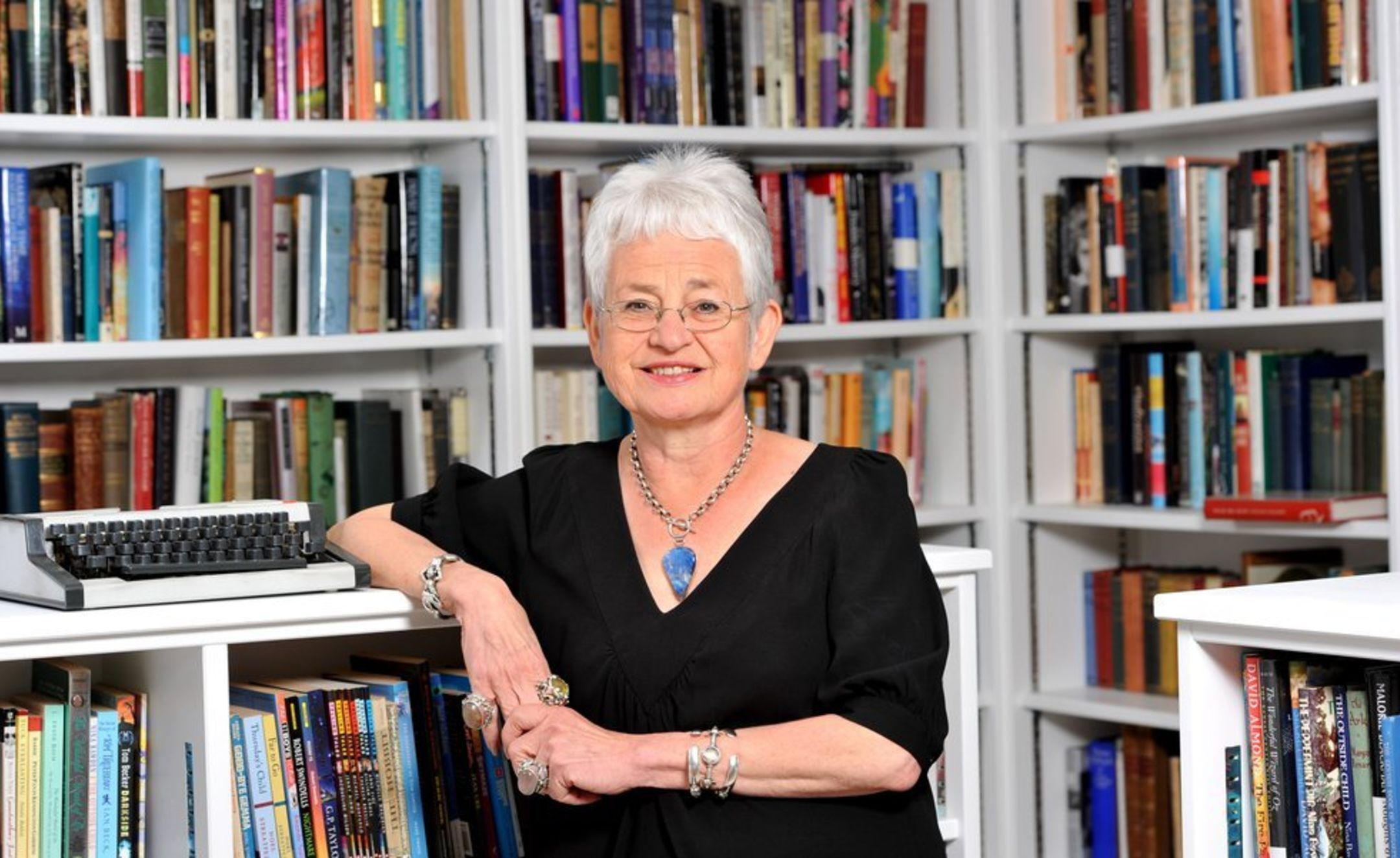 A photo of the author Jacqueline Wilson