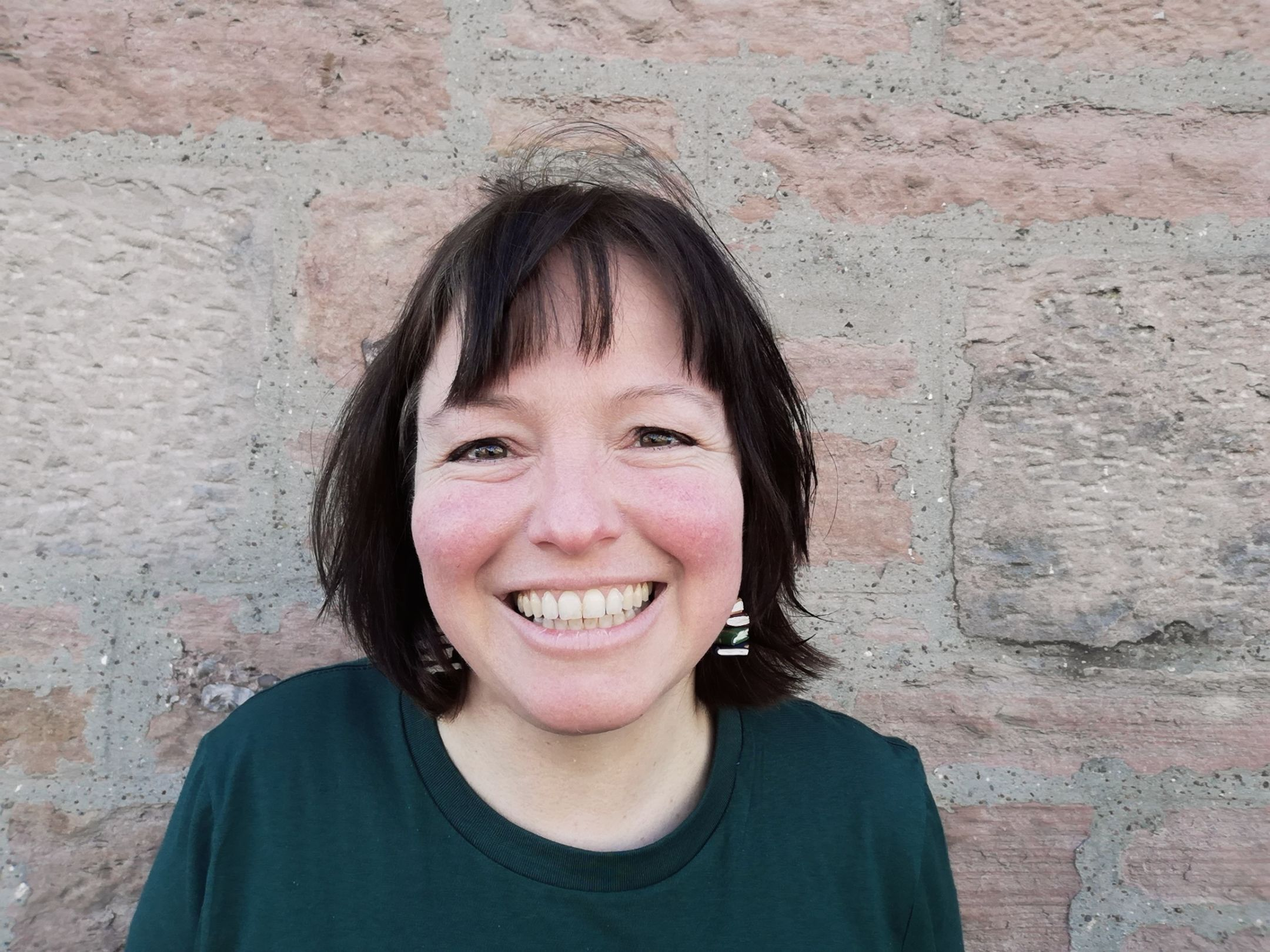 A photo of the author Barbara Henderson