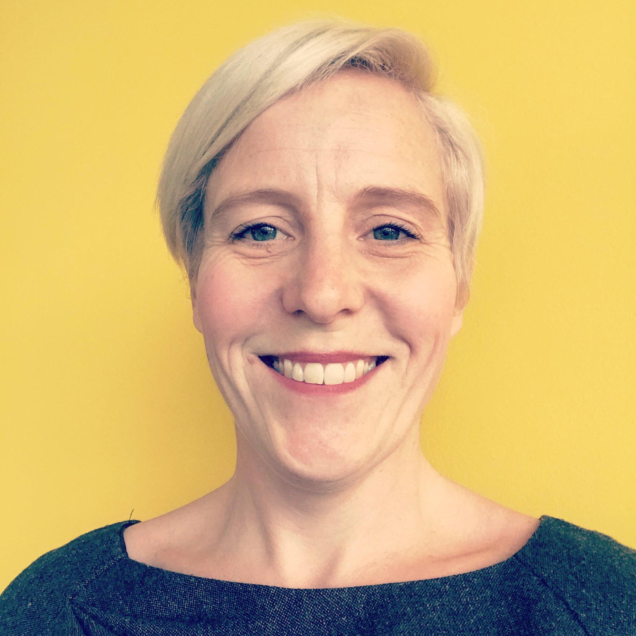 A photo of the author, Emma McCrea.