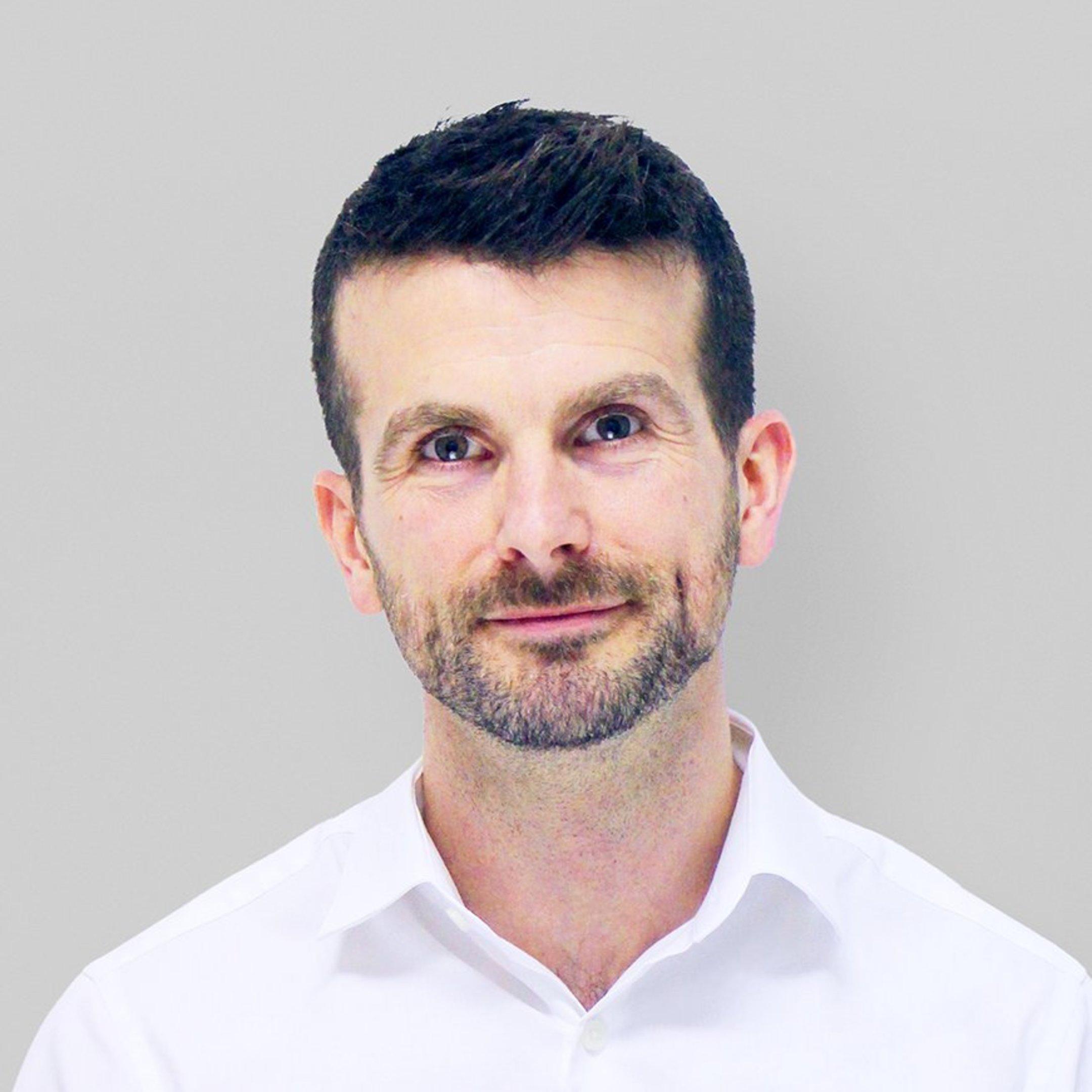 A photo of the author, Matt Hood.