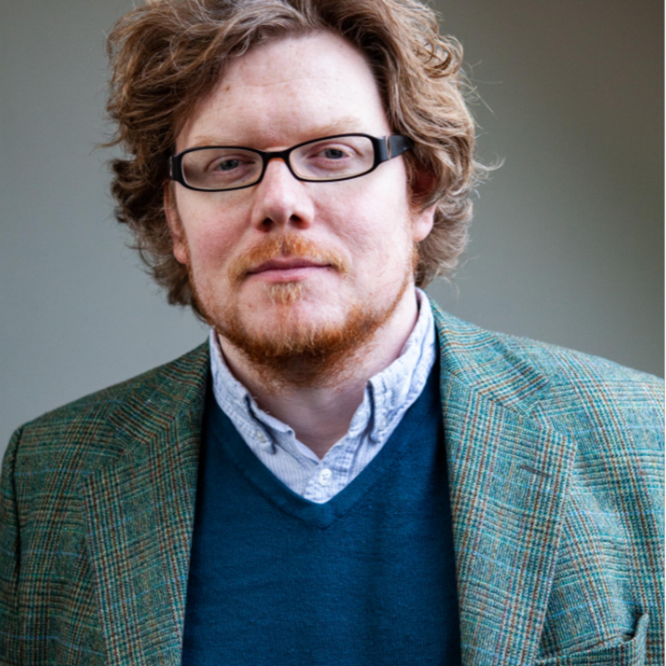 A photo of the author, John Blake.